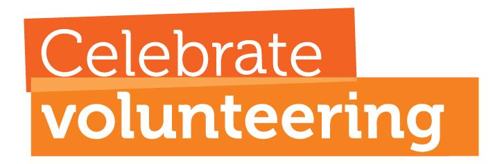 Celebrate Volunteering