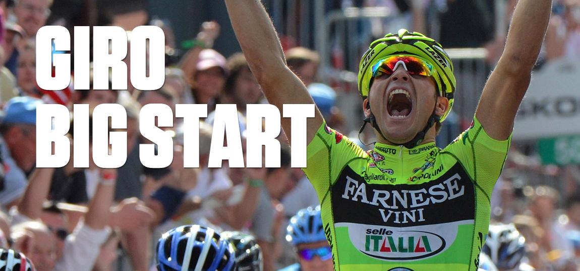 Giro d'Italia Volunteer Programme Fingal