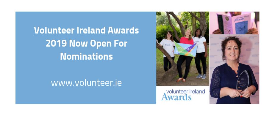 Volunteer Ireland Awards