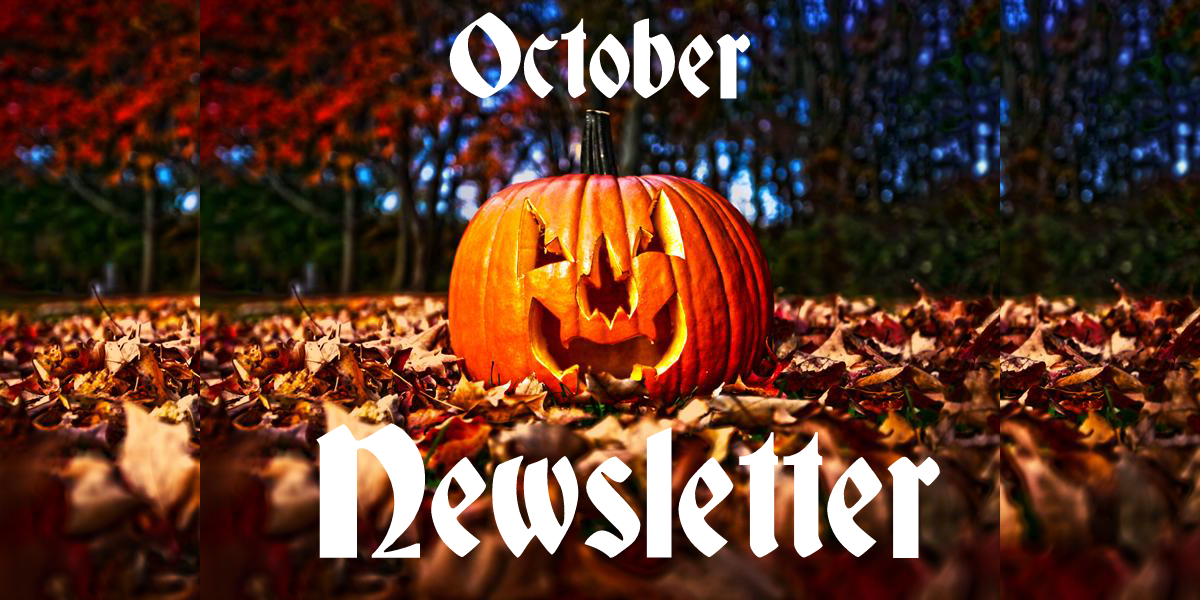 Newsletter October 2020