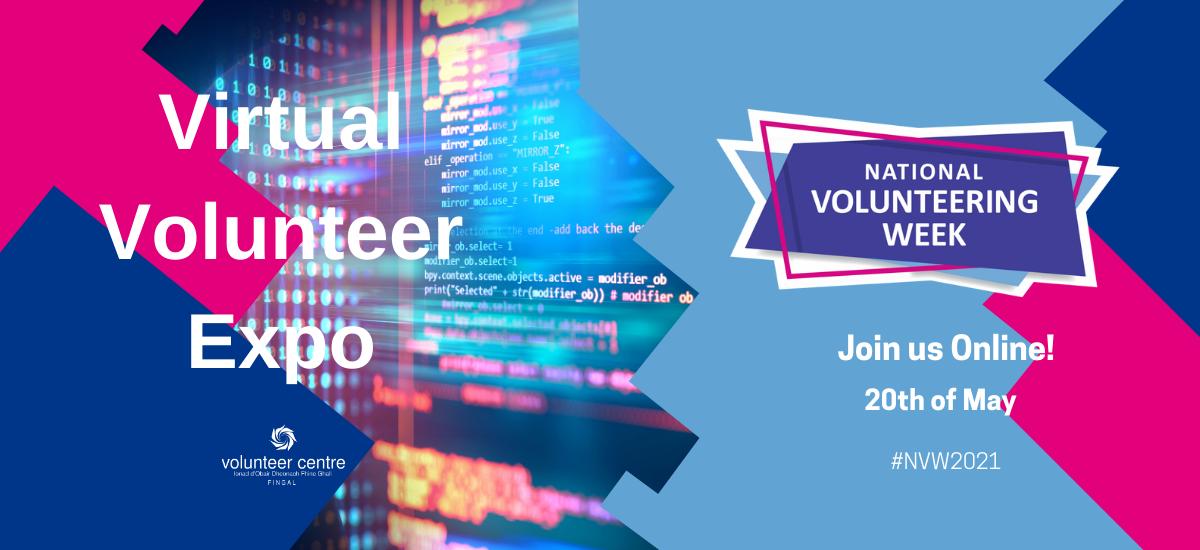 Virtual Volunteer Expo NVW 2021
