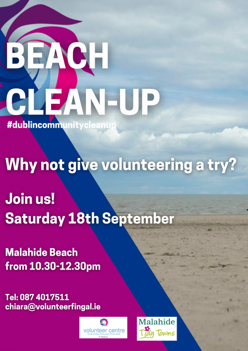 Beach clean-up poster (1)