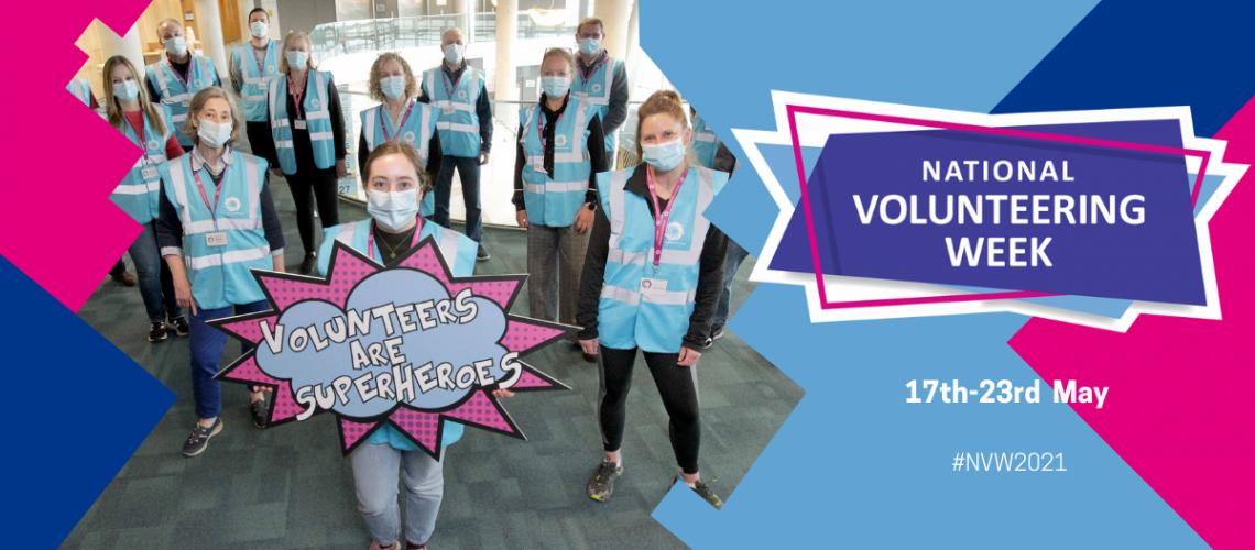 Copy of Copy of Copy of National Volunteer Week Clean up website post banner