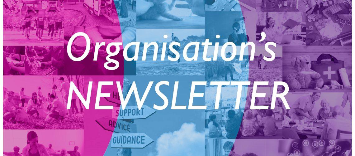 Oorganisations Newsletter