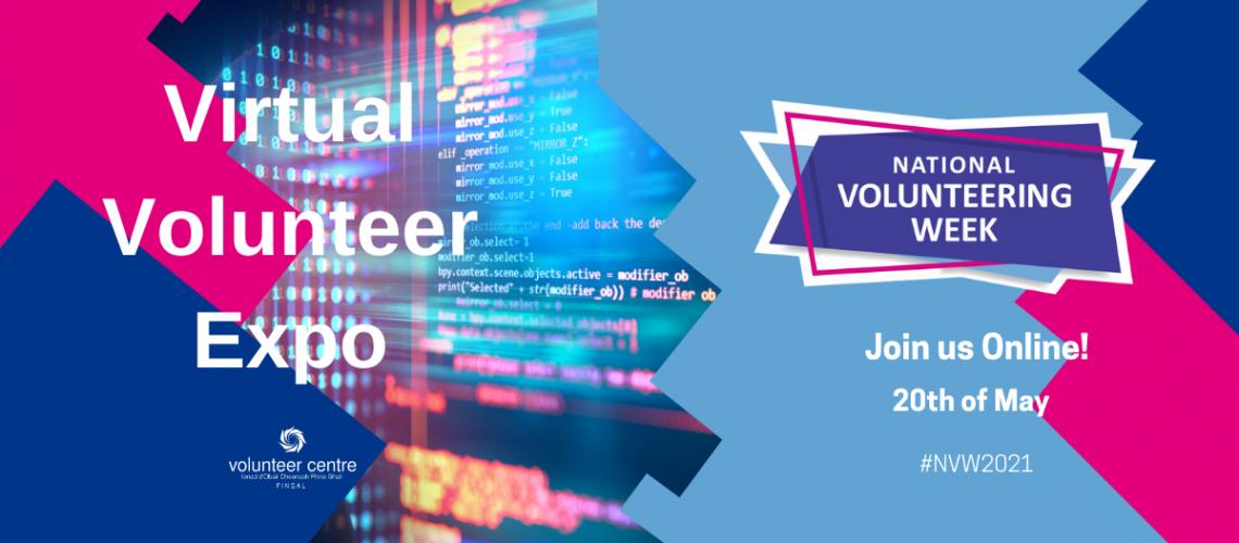 Virtual Expo National Volunteer Week Clean up website post banner (1)
