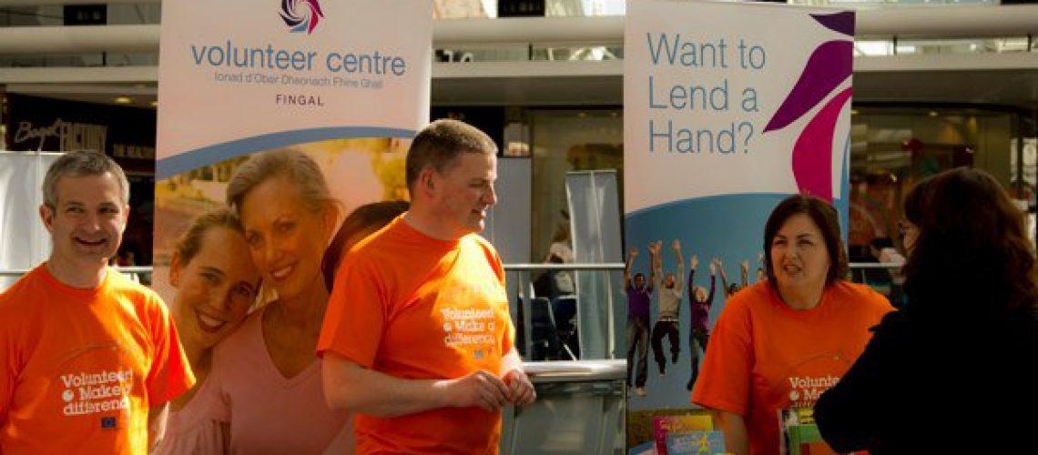 Volunteer Expo 2014
